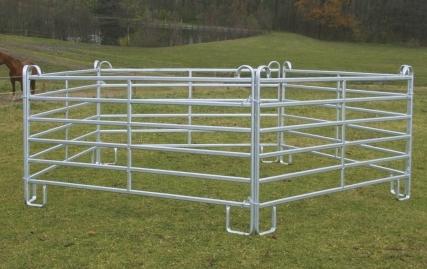 Panel Panels 3,00 Meter Zaunelement Pferdebox Pferd Box Weidepanel Zaunpanel